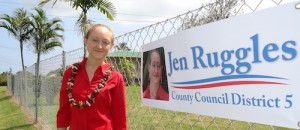 Jen in Council Dist. 5