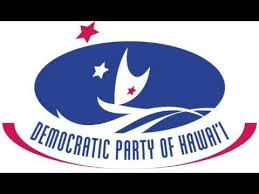the logo of the Democratic Party of Hawaii