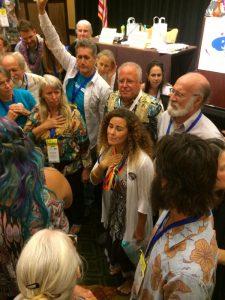 Big Island Minute, Hawaii Democratic octratic Convention 2016